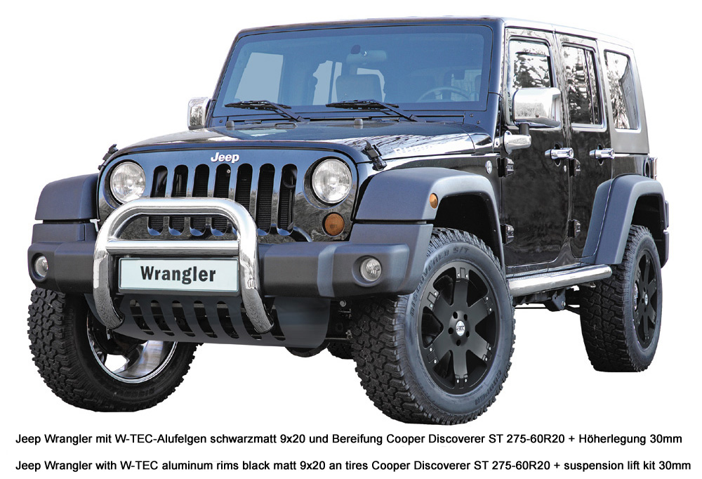 4x 9x 20 pulgadas 275 60 cooper at3 jeep wrangler 07 12 completamente ruedas llantas ebay. Black Bedroom Furniture Sets. Home Design Ideas