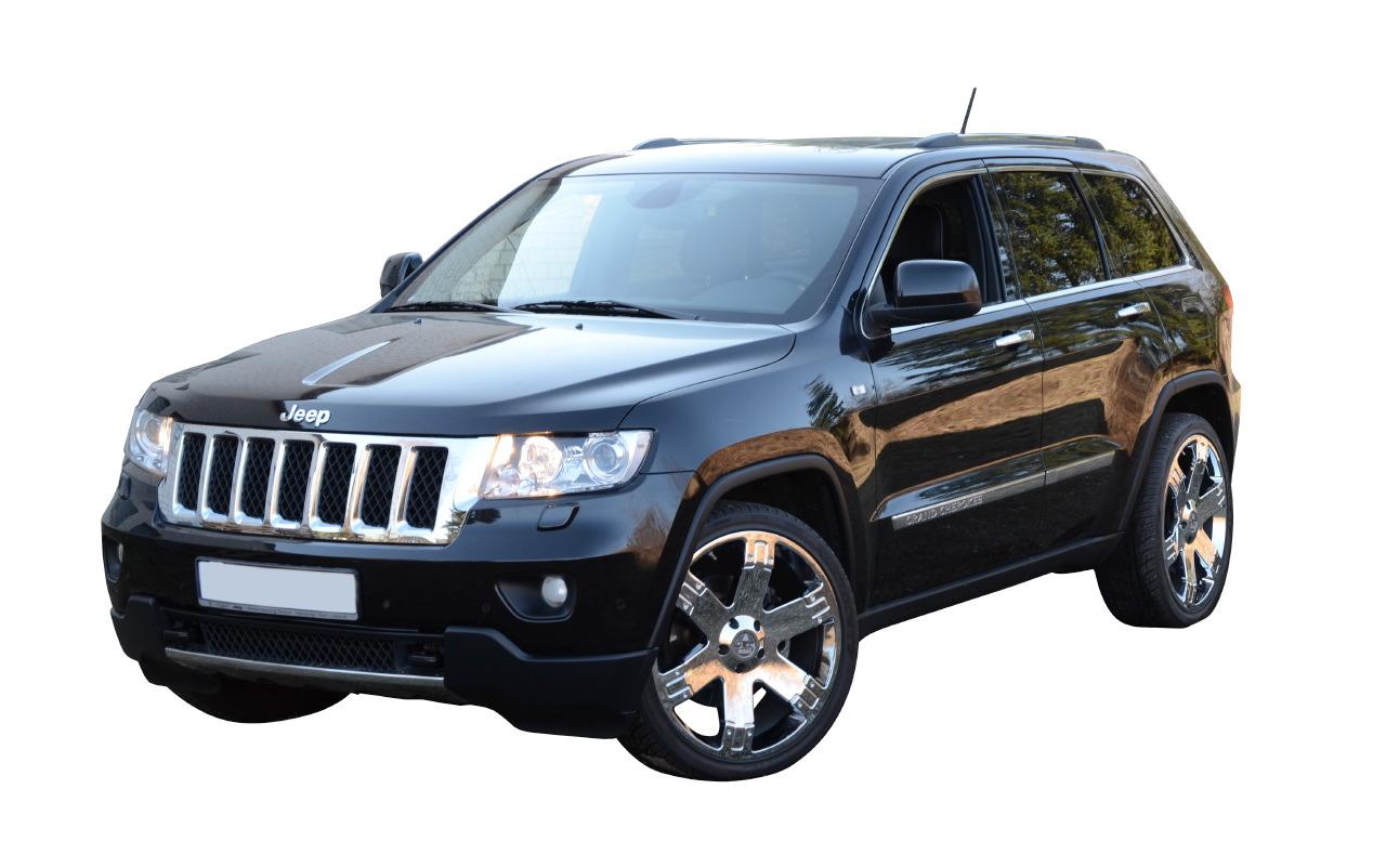 w tec 9 x 22 felgen 265 35 jeep grand cherokee wk 2011. Black Bedroom Furniture Sets. Home Design Ideas