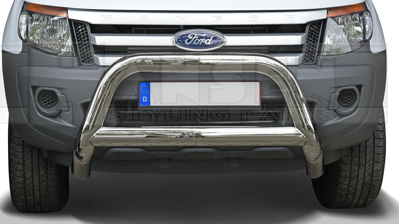 eg rammschutz 89mm ford ranger 2012 rammb gel. Black Bedroom Furniture Sets. Home Design Ideas