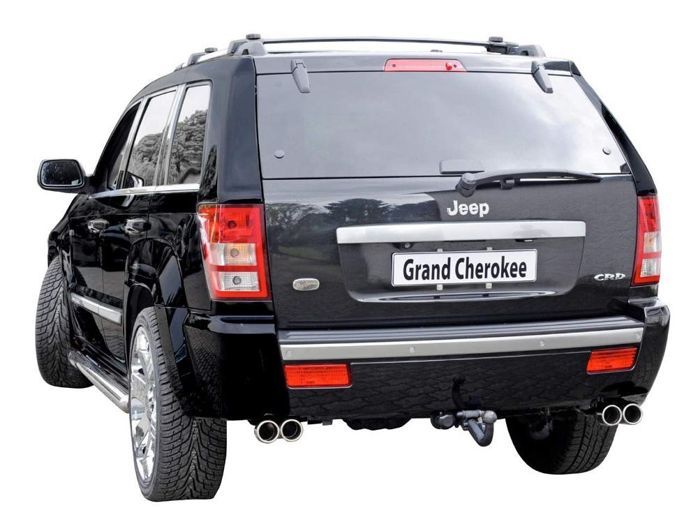 trittbretter jeep grand cherokee wh 2005 2011 flankenschutz schwellerrohre ebay. Black Bedroom Furniture Sets. Home Design Ideas