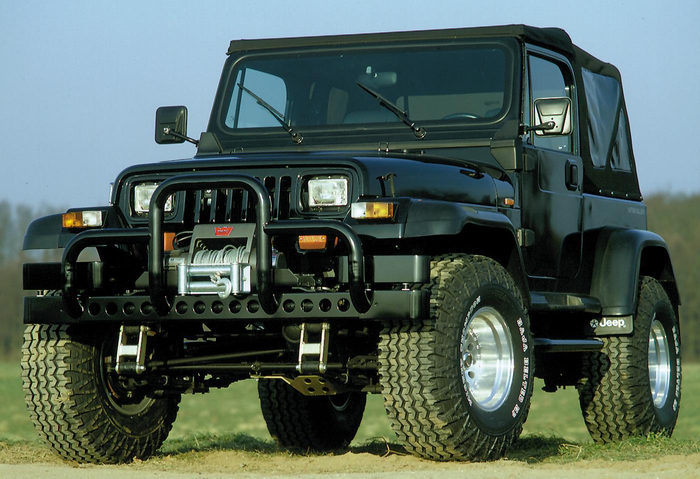 verbreiterung 10 zoll jeep wrangler yj 86 96 kotfl gelverbreiterung pu rim ebay. Black Bedroom Furniture Sets. Home Design Ideas
