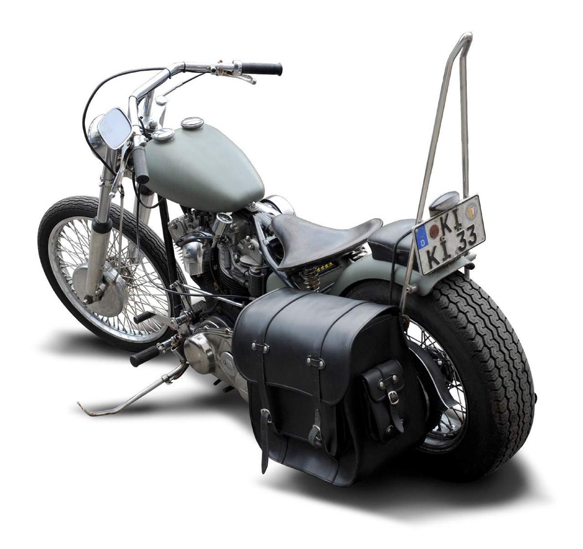 satteltasche 36ltr harley davidson breakout packtasche motorradtasche hd bag ebay. Black Bedroom Furniture Sets. Home Design Ideas