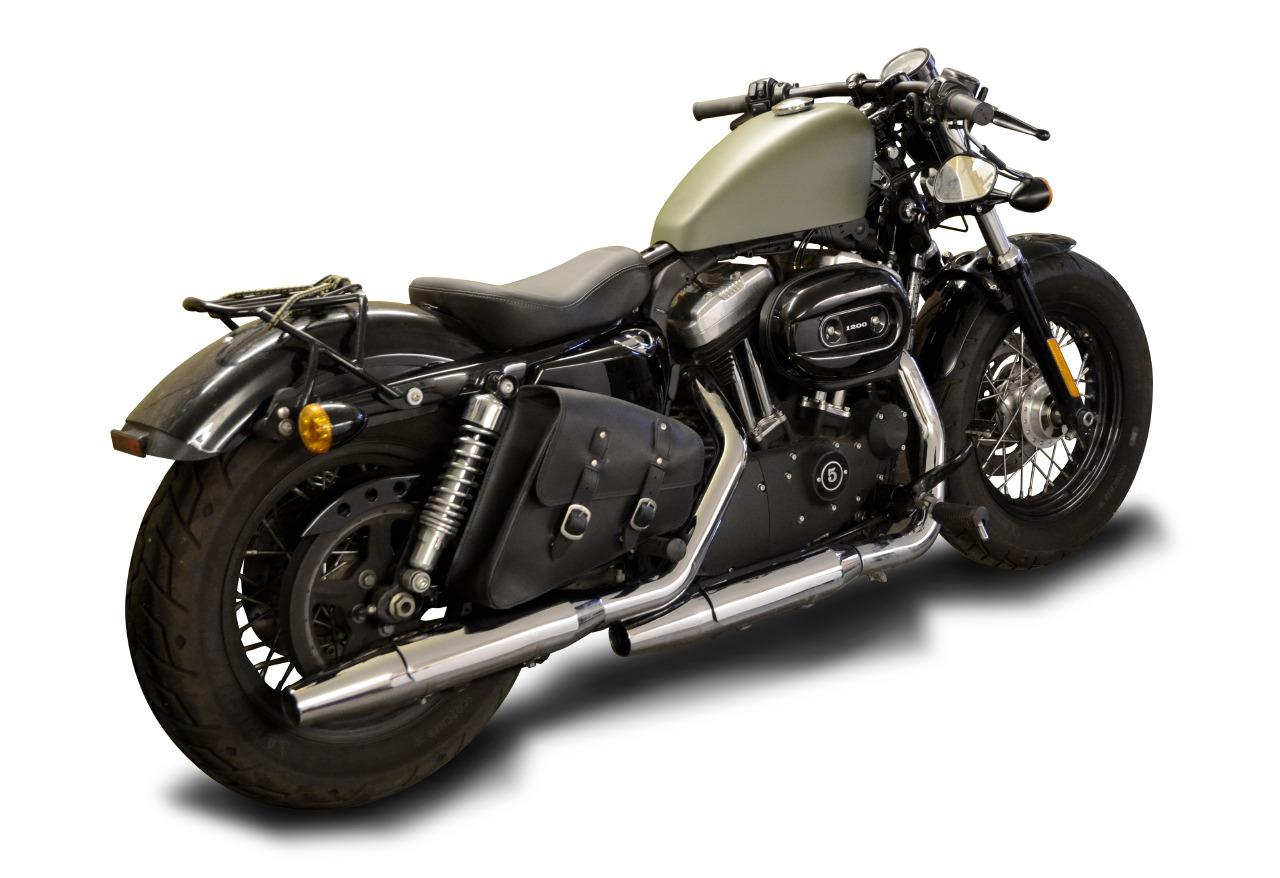 Satteltasche Harley Davidson Sportster