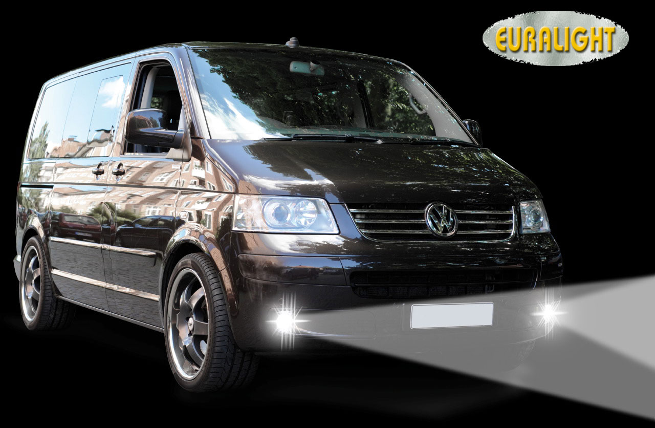 led tagfahrlicht vw t5 wohnmobil campingbus camper. Black Bedroom Furniture Sets. Home Design Ideas