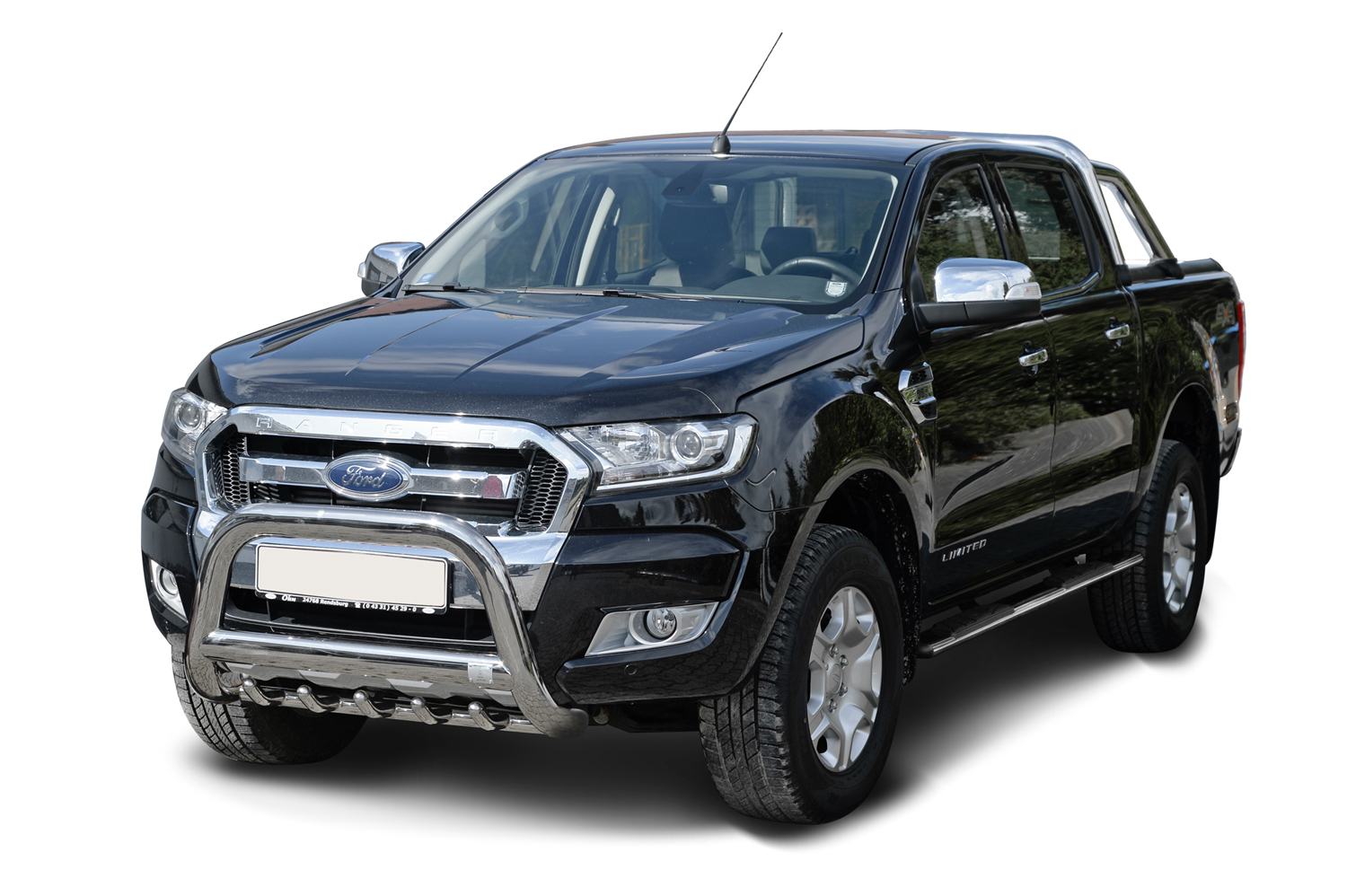 frontb gel frontbar bullbar ford ranger 2012. Black Bedroom Furniture Sets. Home Design Ideas