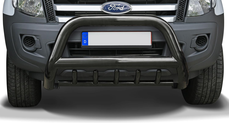 berrollb gel ford ranger 2012 rollbar black inkl. Black Bedroom Furniture Sets. Home Design Ideas