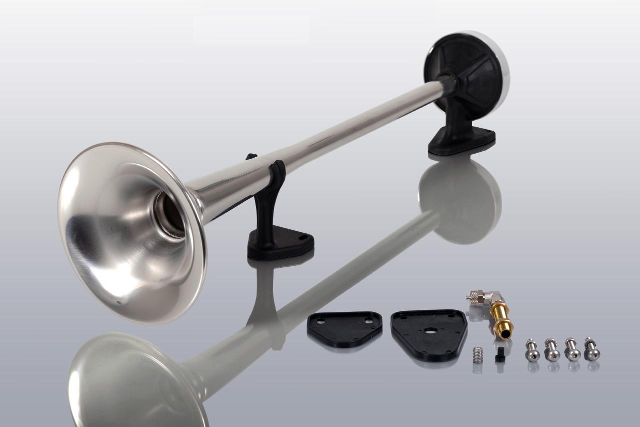 lkw edelstahl drucklufthorn 53cm iveco eurocargo stralis x. Black Bedroom Furniture Sets. Home Design Ideas