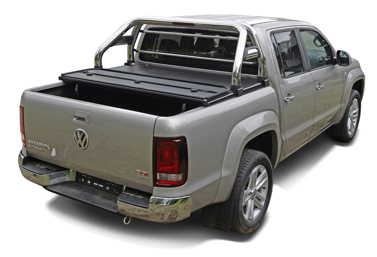 laderaumabdeckung vw amarok 2010 hardtop klappbar cover. Black Bedroom Furniture Sets. Home Design Ideas