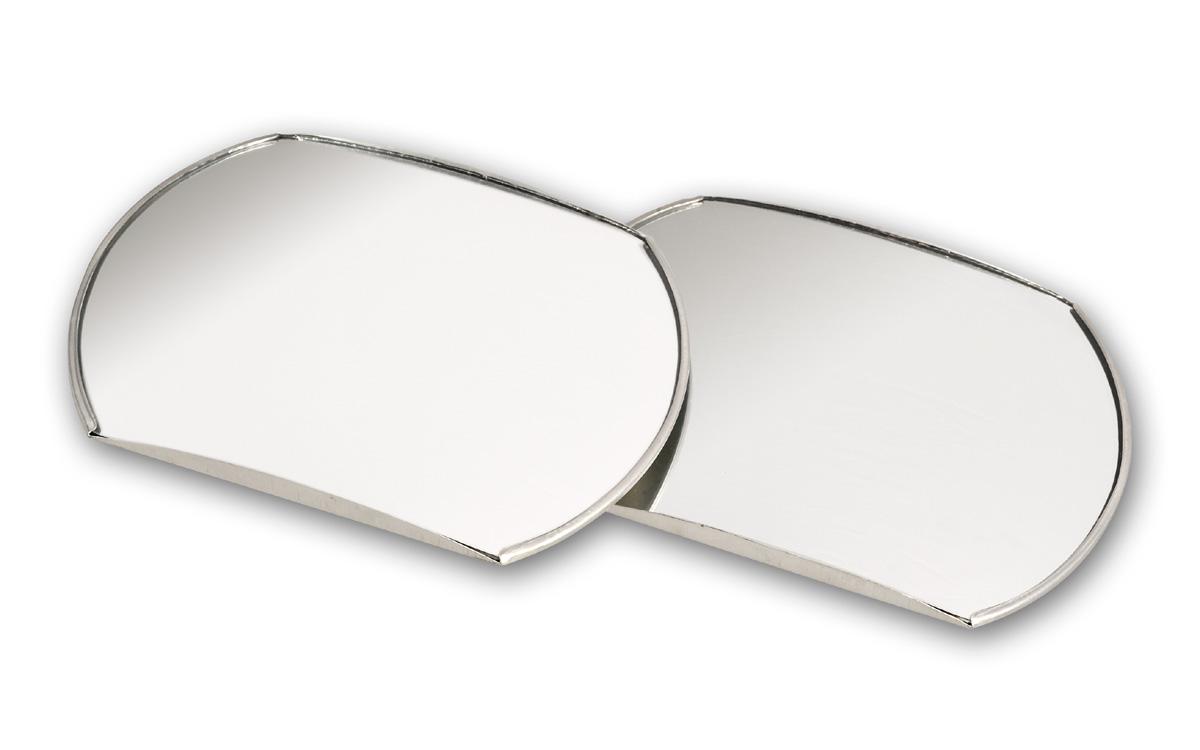 weitwinkelspiegel zusatzspiegel toter winkel spiegel zum aufkleben konvex 4251083658947 ebay. Black Bedroom Furniture Sets. Home Design Ideas
