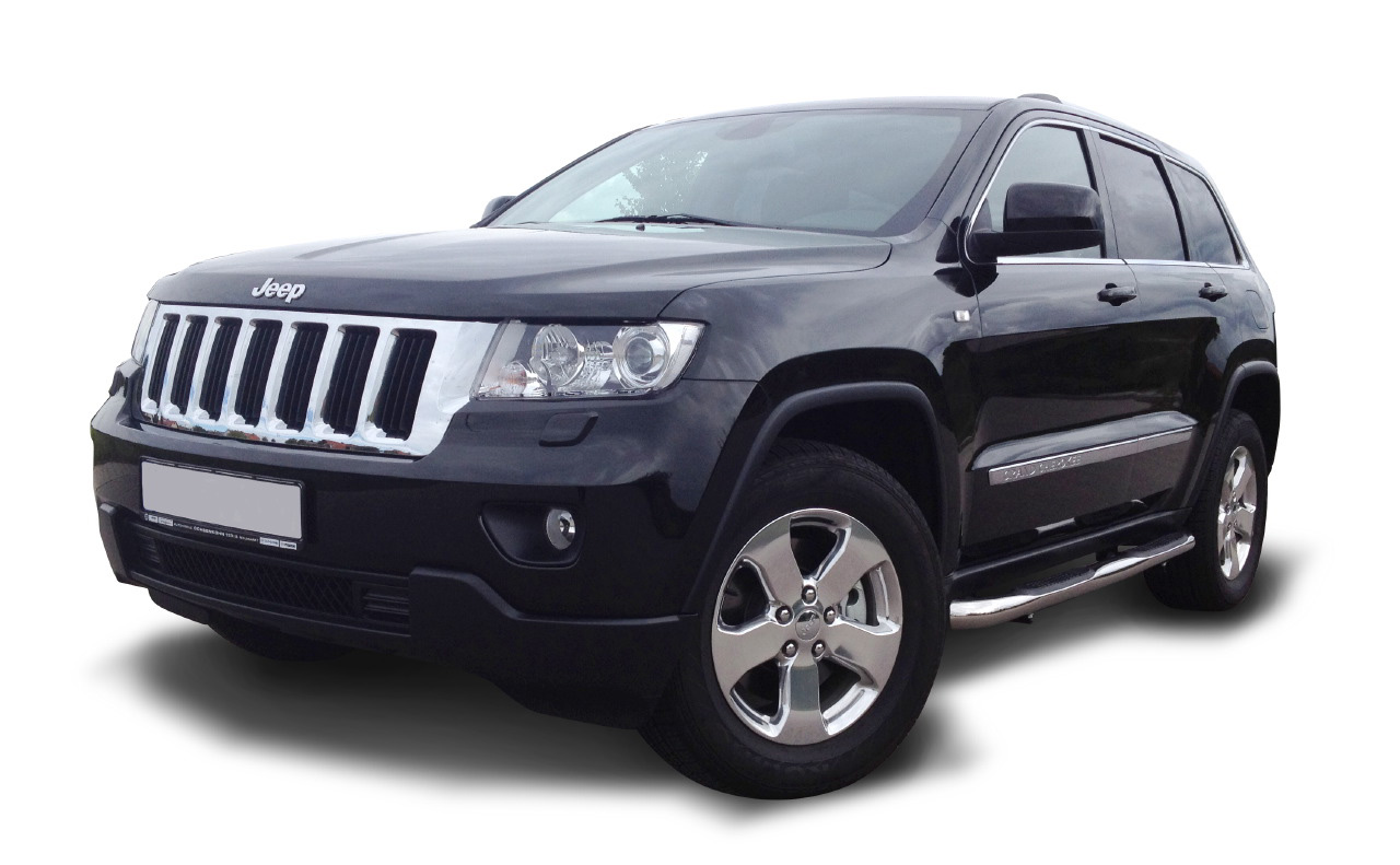 2 st ck spiegelumrandung jeep grand cherokee wk 2014. Black Bedroom Furniture Sets. Home Design Ideas