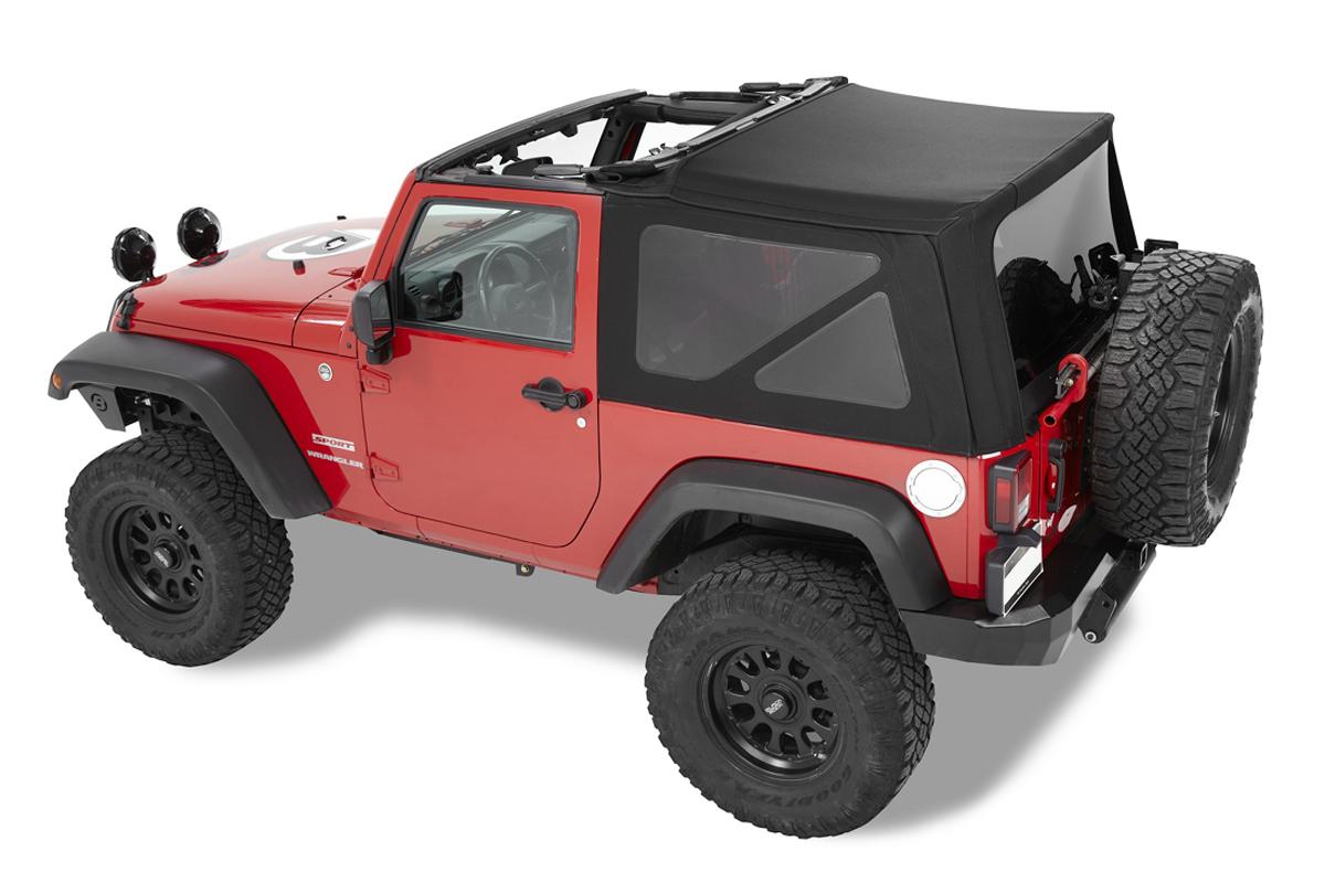 jeep wrangler jk 2007 54822 17 verdeck schwarz. Black Bedroom Furniture Sets. Home Design Ideas